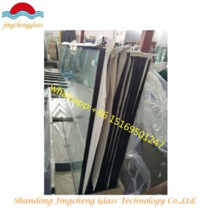 Clear Safety Building Tempered Glass for pictures & photos