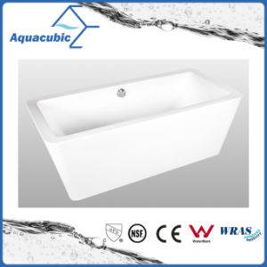 American Standard Acrylic Freestanding Bathtub (AB6401W) pictures & photos