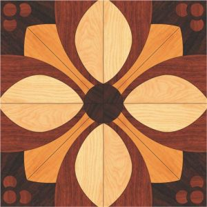 Luxurious Parquet Plywood Engineered Wood Flooring pictures & photos