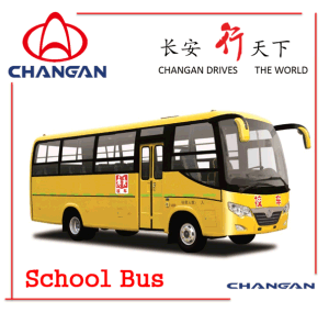 Changan Bus School Bus Sc6708 pictures & photos