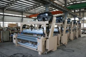 Jw408 High Speed Water Jet Loom for Bedsheet Fabric pictures & photos