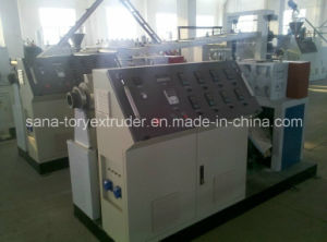 Extrusion Line Single Screw Extruder for Plastic Pipe/Sheet pictures & photos