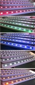 DMX512 Control Linear LED Wall Washers for Garden Lamp