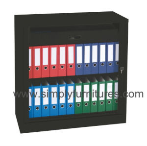 Roller Shutter Cabinet with Work Surface pictures & photos