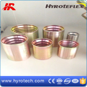 Skived or Non-Skived Hydraulic Hose Ferrules pictures & photos