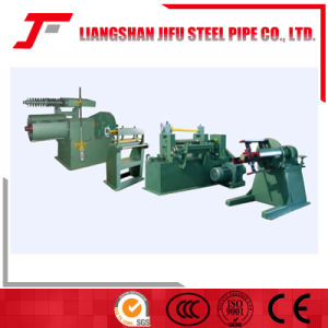 Best Sell Slitting Line with Decoiler and Recoiler pictures & photos