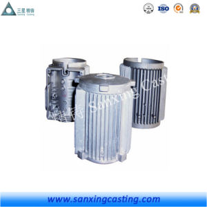 Customized Iron Casting for Motor Parts, Green Sand Casting pictures & photos