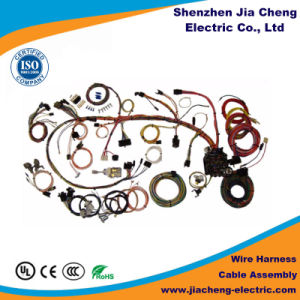 Vehicle Traveling Recorder Wiring Harness for Automobile pictures & photos