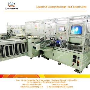 BMS Control Box Automated Flame Plating Assembly Machine pictures & photos