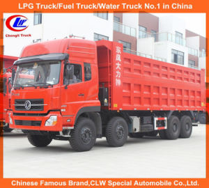 Heavy Duty Dongfeng 40ton Dump Truck/Tipper Truck with Cummins Engine pictures & photos