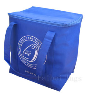 Non-Woven Ice Freezer Bag (hbnb-504) pictures & photos