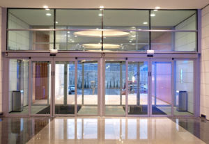Automatic Sliding Door with China Supplier (DS200) pictures & photos