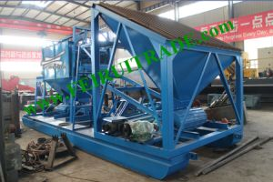 Reasonable Price Large Output Roller Sand Vibrating Siebe Machine pictures & photos