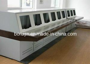 Custom Sheet Metal Console of Sheet Metal Fabrication