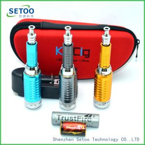 2013 New Electronic Cigarette Mechanical Mod K100 with Deffrent Colors