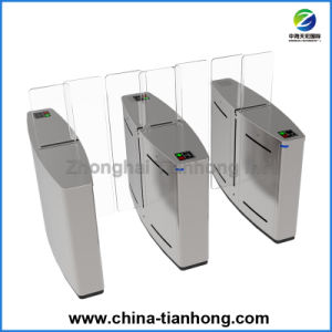 stainless Steel Full Height Sliding Gate Turnstile pictures & photos