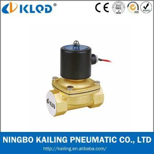 2W400-40 Normal Closed Brass Water Solenoid Valve pictures & photos