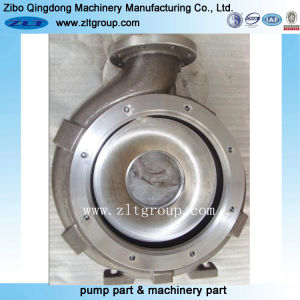 Sand Casting ANSI Stainless Steel Durco Pump Casing pictures & photos