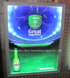 LED Aluminum Outdoor Advertising Light Box pictures & photos