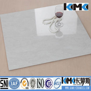 White Ceramic Floor Tile (ZM6801)