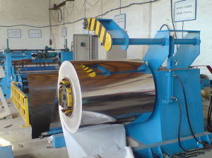 Thin Plate Blanking Production Line pictures & photos