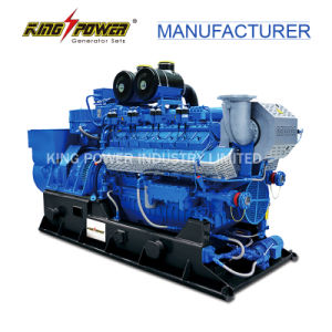 Mwm 800kw Natural Gas/ Bio Gas/ Coal Gas Generator for Power Station