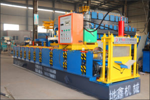 Good Quality Roofing Ridge Cap Roll Forming Machine pictures & photos