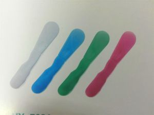 Medical Dental Spatula of Various Colorswith Ce and ISO pictures & photos