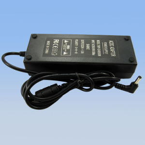 24V5a 120W Desktop Power Adapter with UL CE FCC GS pictures & photos
