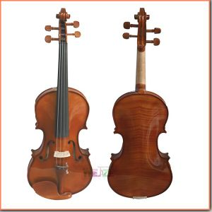 Yellow Brown Color Artificial Flame Violin pictures & photos