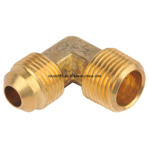 Brass Elbow for Water Pipe pictures & photos