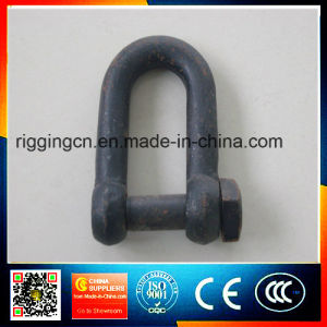 Trawling Shackle with Square/Round Head Pin pictures & photos