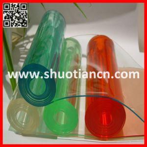 Clear Flexible PVC Transparent Plastic Curtain, Transparent Clear Plastic Curtain pictures & photos