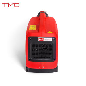 LCD Panel Petrol Generator, Portable 2kw Digital Inverter Generator Made in China pictures & photos
