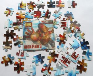 3D Printed Iron-Man Puzzle Toy pictures & photos