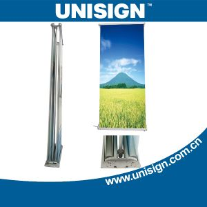 Double Side Printable Roll up Banner for Advertising (URB-20A) pictures & photos