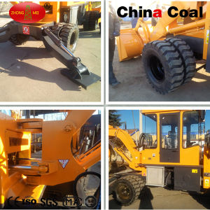 Sz40-16 1.6t Cheap Wheel Backhoe Loader pictures & photos
