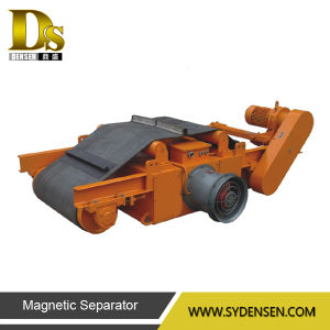 Air Cooling Electric Cross Conveyor Magnetic Separator pictures & photos