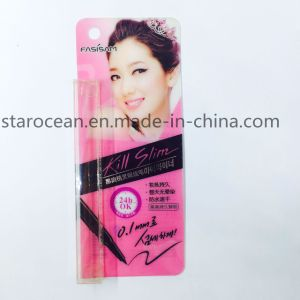PVC Folding Box for Eye Liner with UV Printing pictures & photos