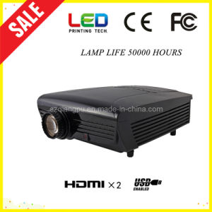 LED Hot Selling HDMI, USB, TV Projector (SV-600) pictures & photos