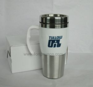 Tullow Oil Promotional Car Mug pictures & photos
