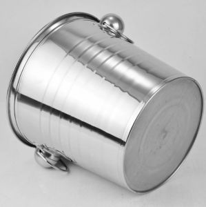 High Quality Stainless Steel Ice Bucket X-037) pictures & photos