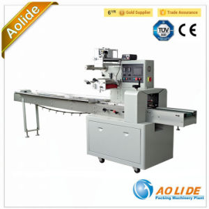 Automatic Flow Sealing and Cutting Machine A4 Paper Wrapping Machine pictures & photos