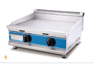 Gas and Electric Griddle for Commercial Kitchen pictures & photos
