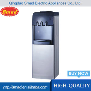 Compressor Cooling Freestanding Water Dispenser with Cabinet pictures & photos