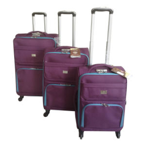 EVA Spinner Wheels Travel Bags Luggage Suitcase Jb-D018 pictures & photos