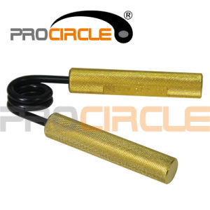 Crossfit Yellow Power Hand Grip Training Strength Hand Grips (PC-HG1003) pictures & photos