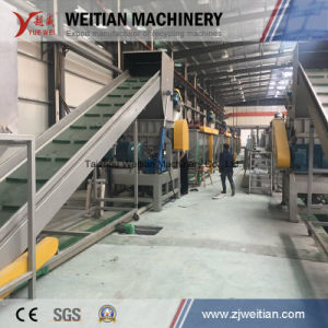 Film Plastic Recycling Machine for Recycling Washing Line pictures & photos