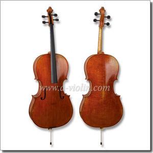 4/4, 3/4 Antique Oil Varnish Professional Advanced Cello (CH500VA) pictures & photos