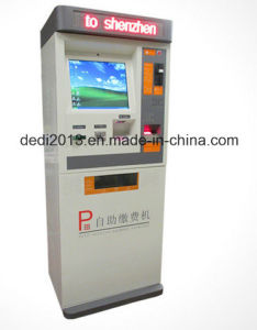 Outdoor Bill Payment Photo Printer Touch Screen Kiosk Terminal Machine pictures & photos